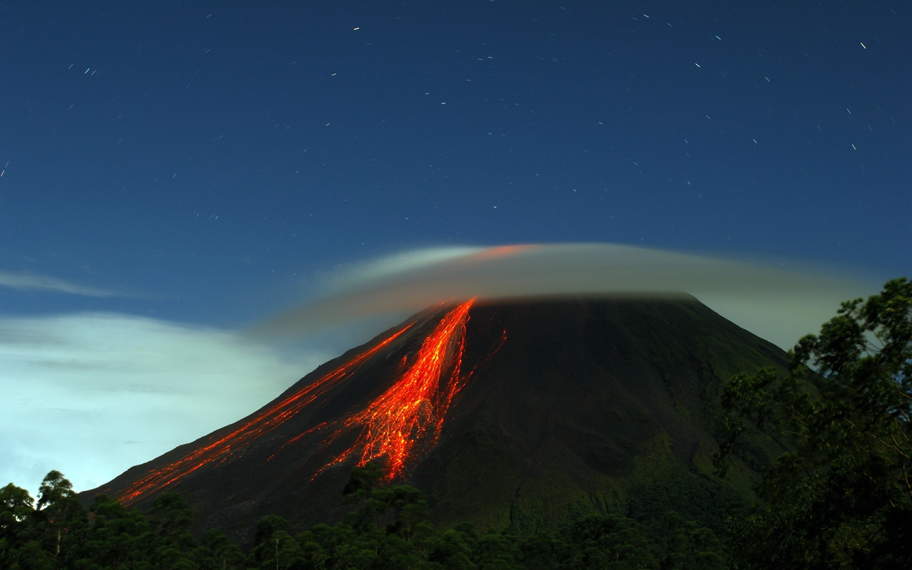Interesting pictures of volcanoes 10
