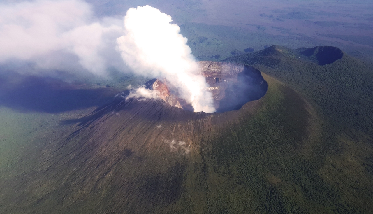 Interesting pictures of volcanoes 13