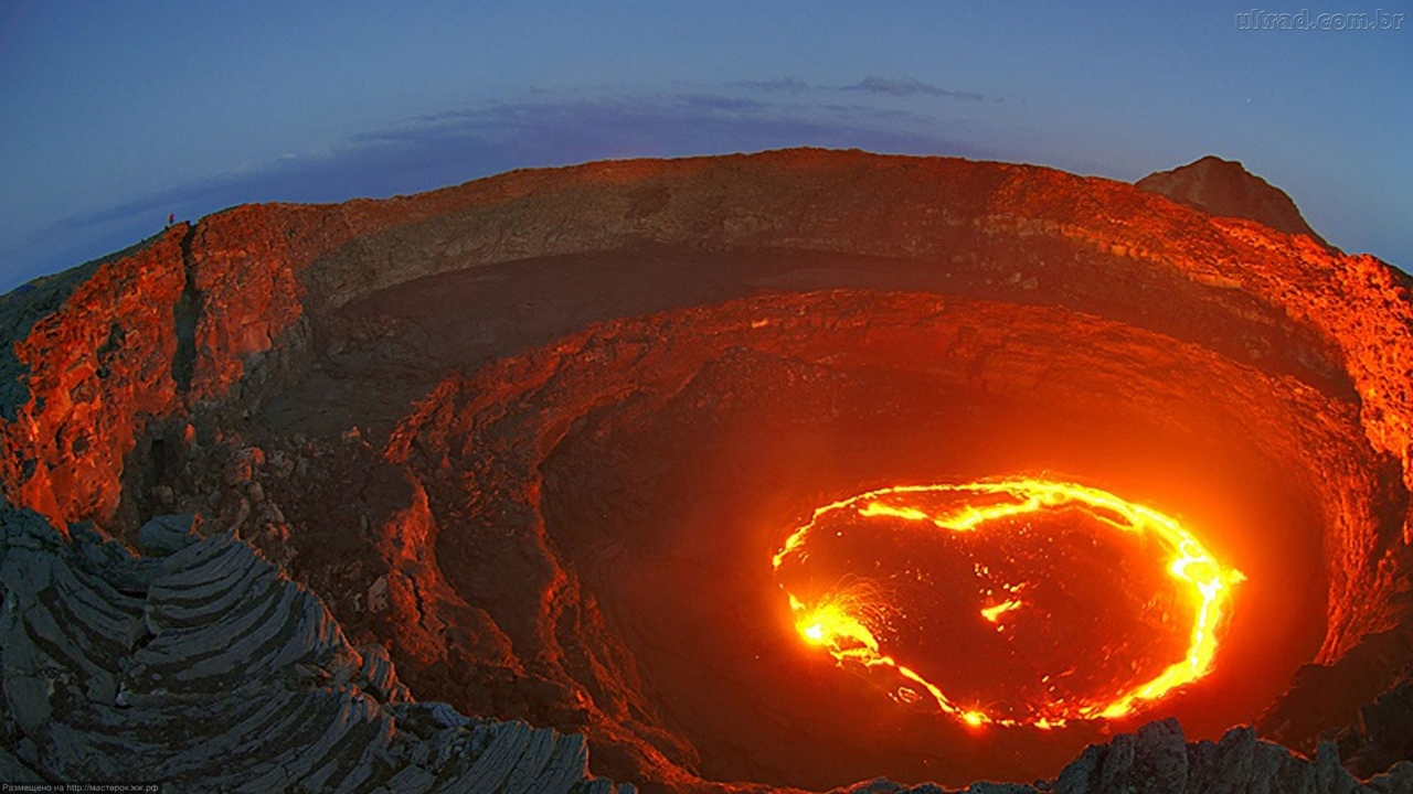 Interesting pictures of volcanoes 14
