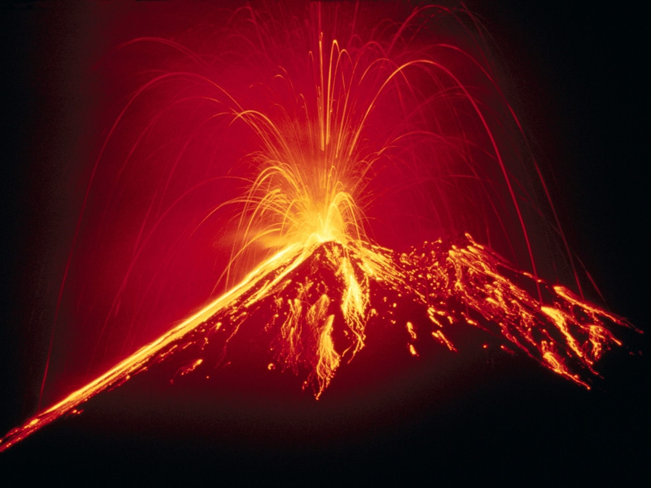 Interesting pictures of volcanoes 17