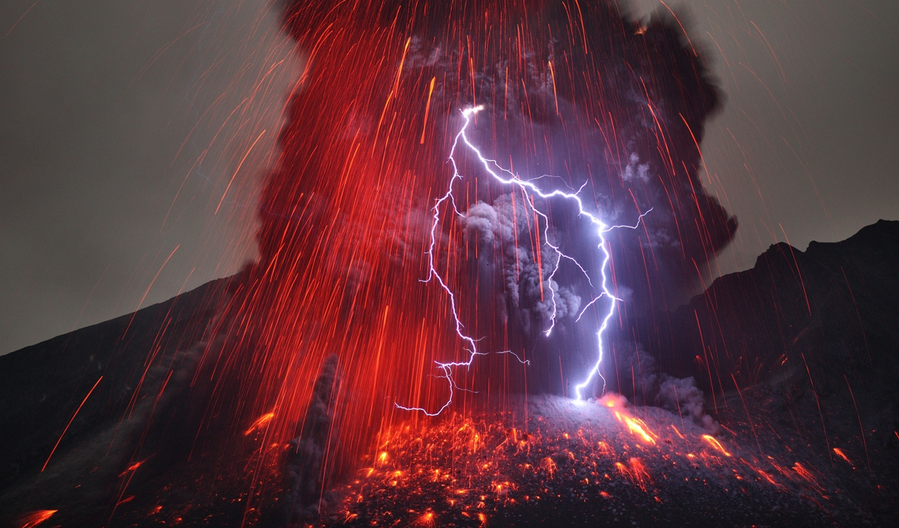 Interesting pictures of volcanoes 19
