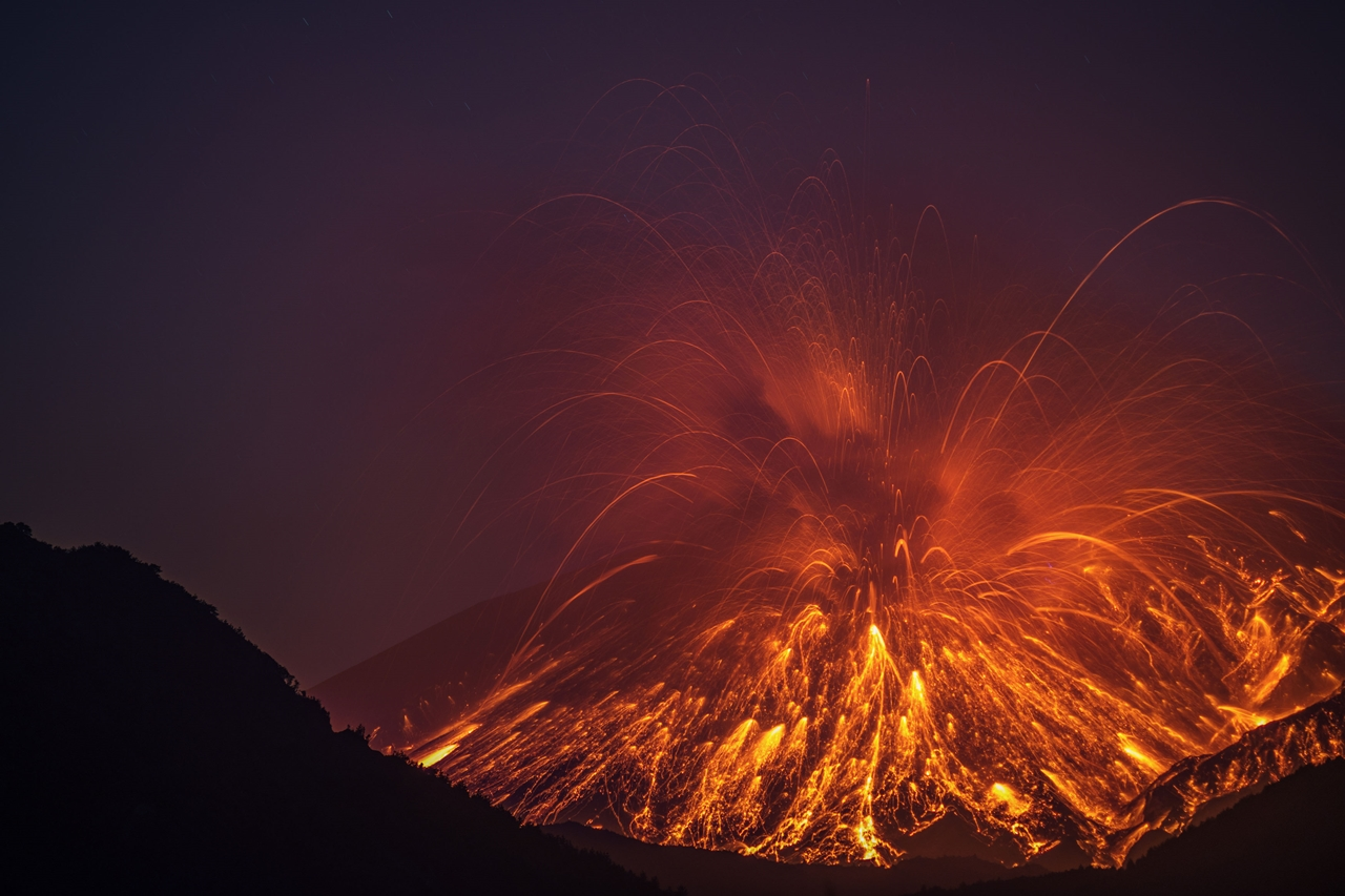 Interesting pictures of volcanoes 23