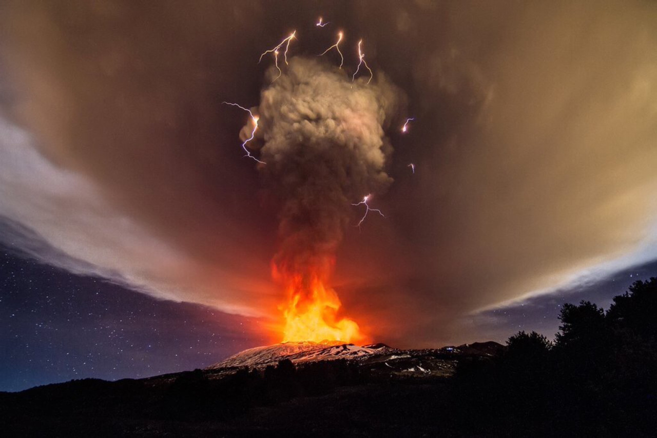 Interesting pictures of volcanoes 26