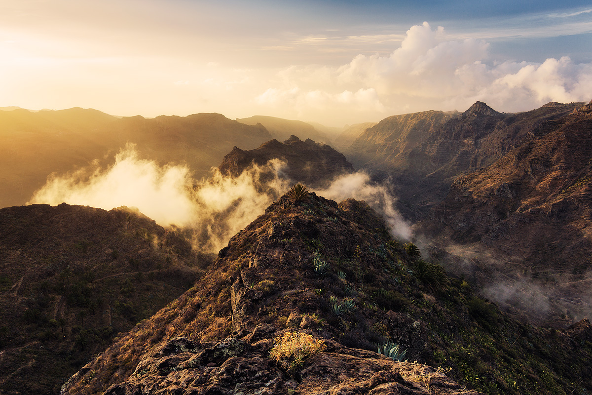 Natural beauty of the Canary Islands in photos of Lucas Furlan 11