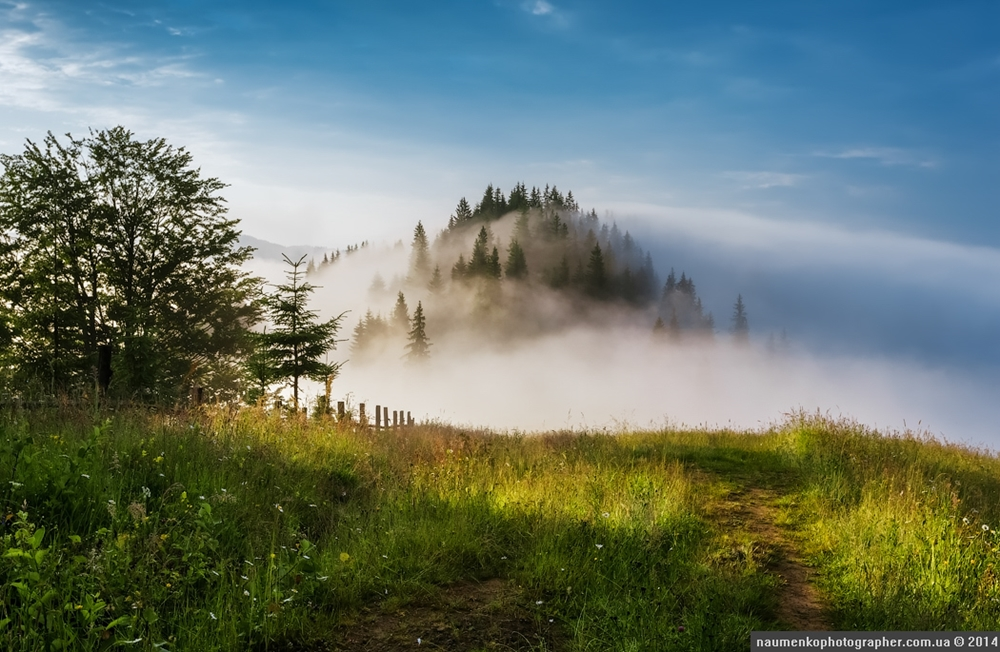 Picturesque highlands of the Carpathian mountains for an unforgettable vacation 06