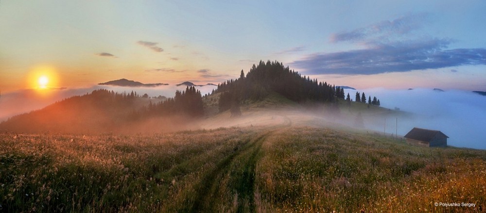 Picturesque highlands of the Carpathian mountains for an unforgettable vacation 11
