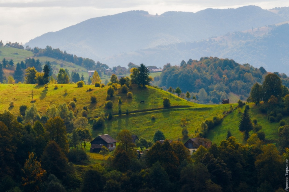 Picturesque highlands of the Carpathian mountains for an unforgettable vacation 15