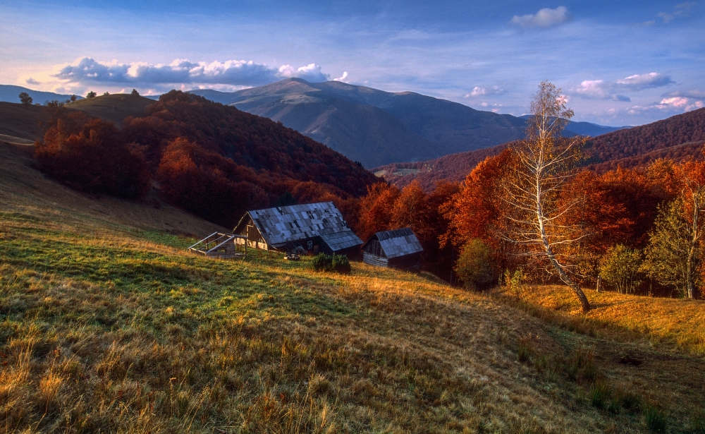 Picturesque highlands of the Carpathian mountains for an unforgettable vacation 18
