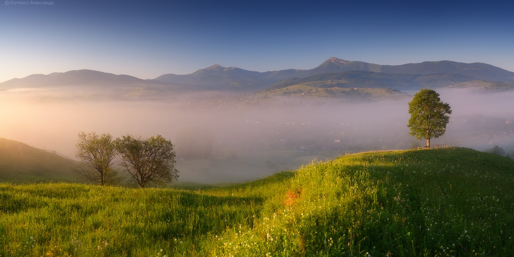 Picturesque highlands of the Carpathian mountains for an unforgettable vacation 19