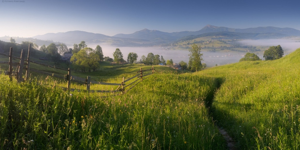 Picturesque highlands of the Carpathian mountains for an unforgettable vacation 20