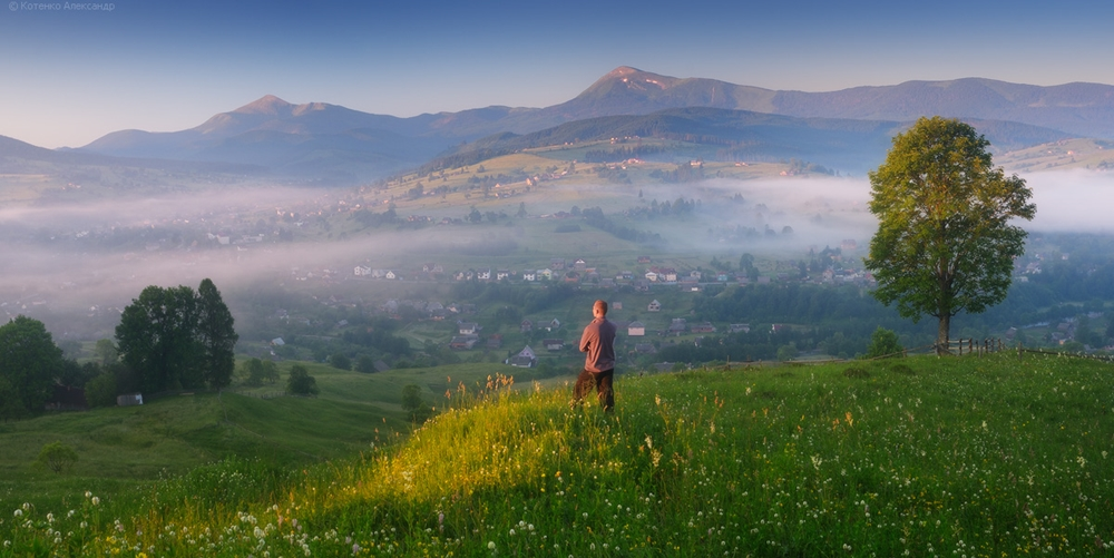 Picturesque highlands of the Carpathian mountains for an unforgettable vacation 22