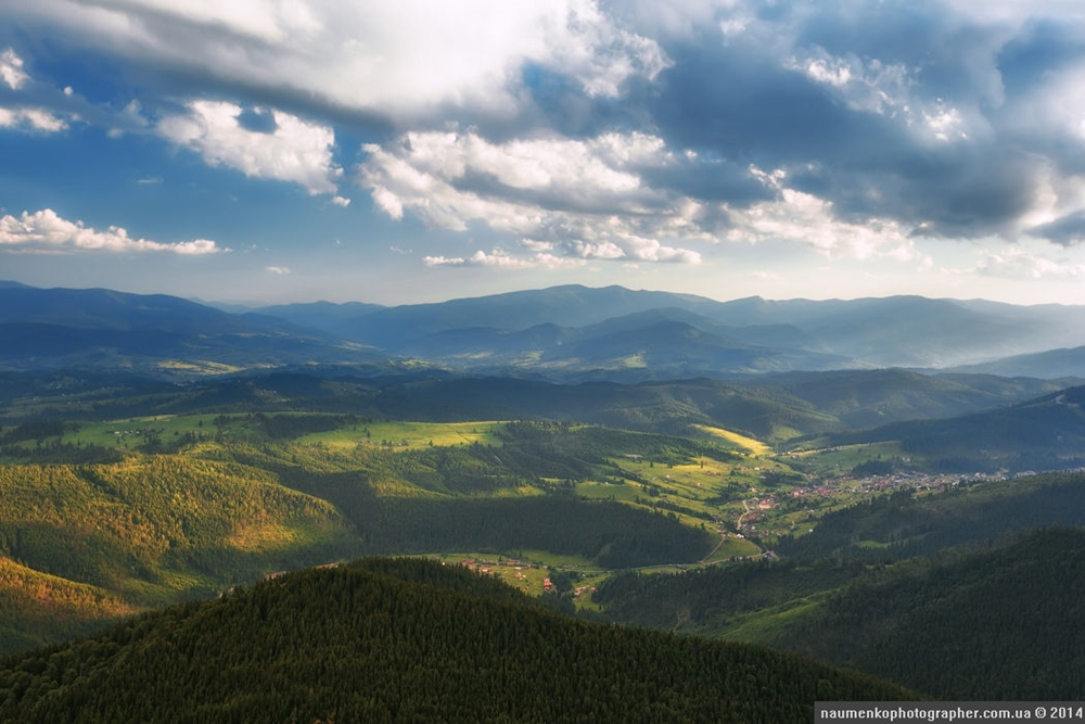 Picturesque highlands of the Carpathian mountains for an unforgettable vacation 24