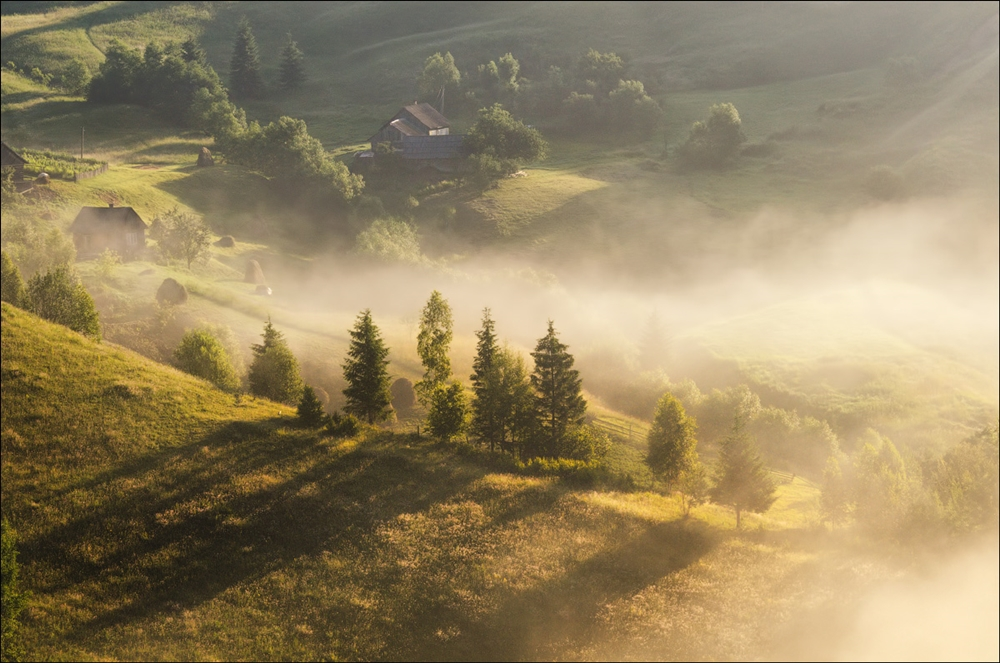 Picturesque highlands of the Carpathian mountains for an unforgettable vacation 29