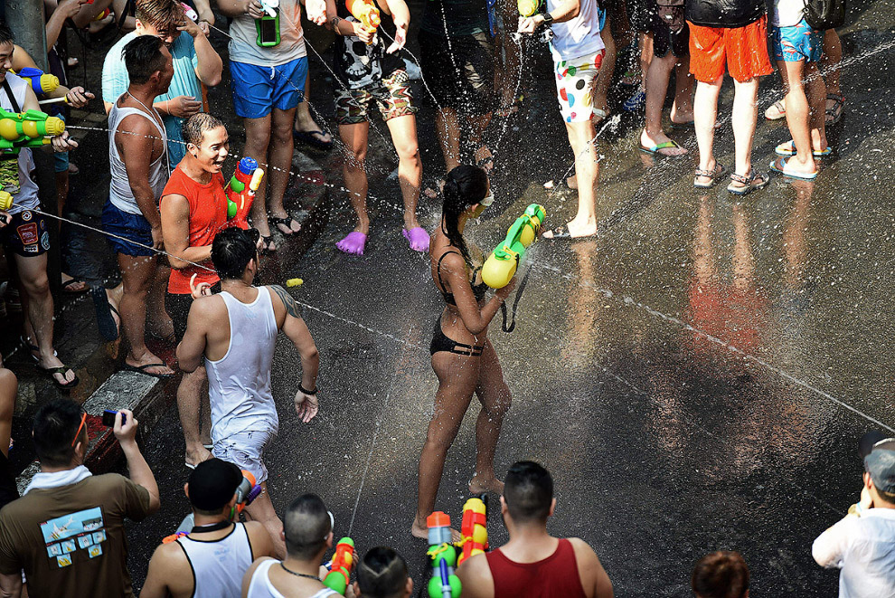 Songkran — Thai New year 03