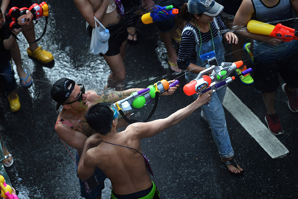 Songkran — Thai New year 07