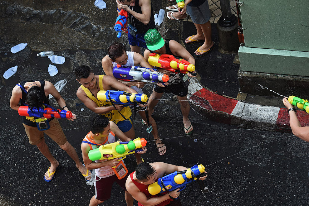 Songkran — Thai New year 08