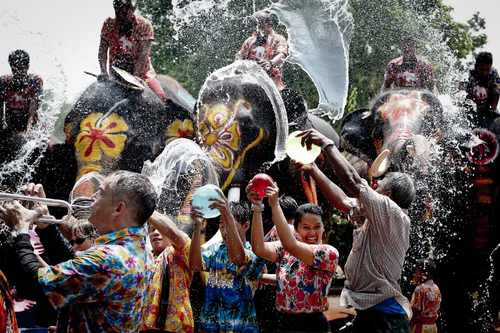 Songkran — Thai New year 17