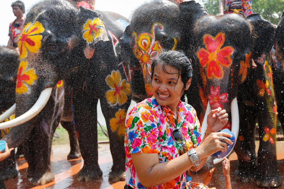 Songkran — Thai New year 19