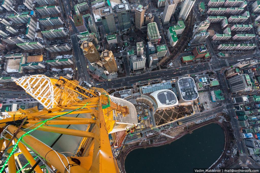 South Korea and the skyscraper, the Lotte World Premium Tower 02