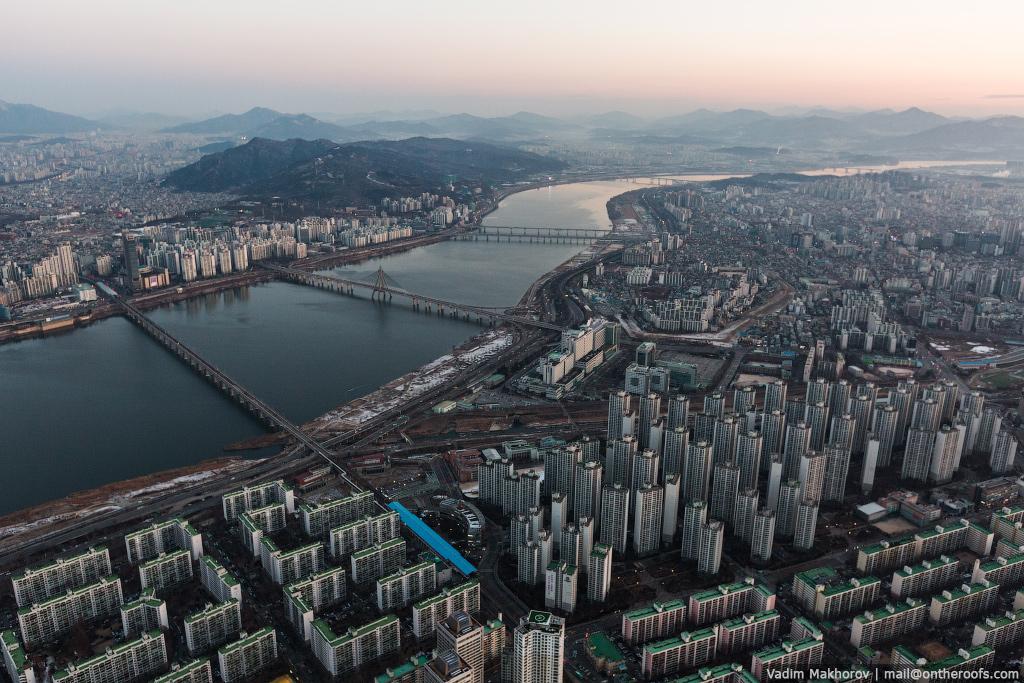 South Korea and the skyscraper, the Lotte World Premium Tower 05