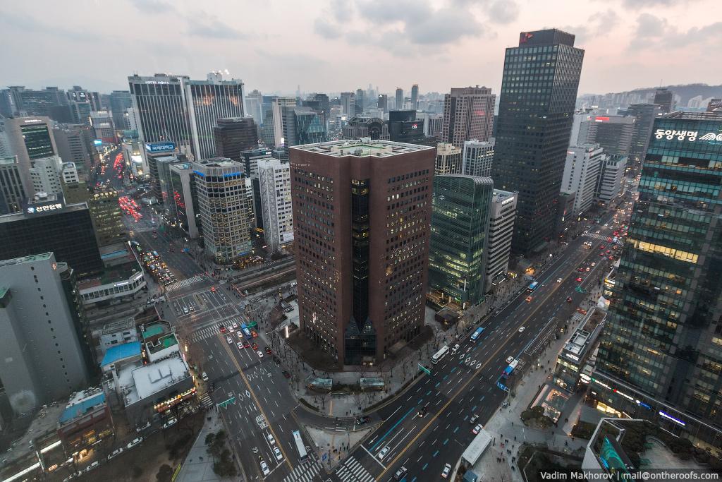 South Korea and the skyscraper, the Lotte World Premium Tower 07