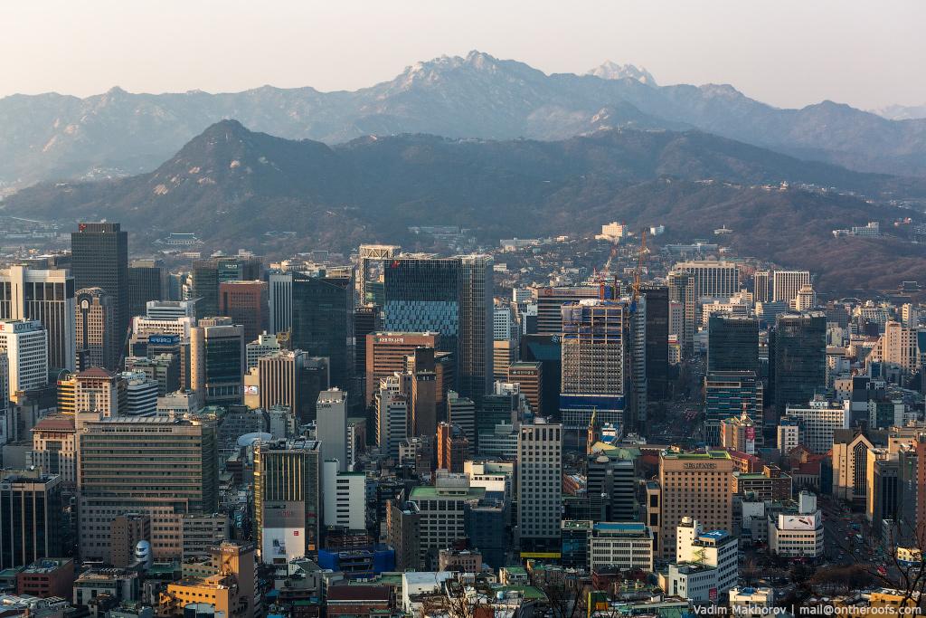 South Korea and the skyscraper, the Lotte World Premium Tower 09