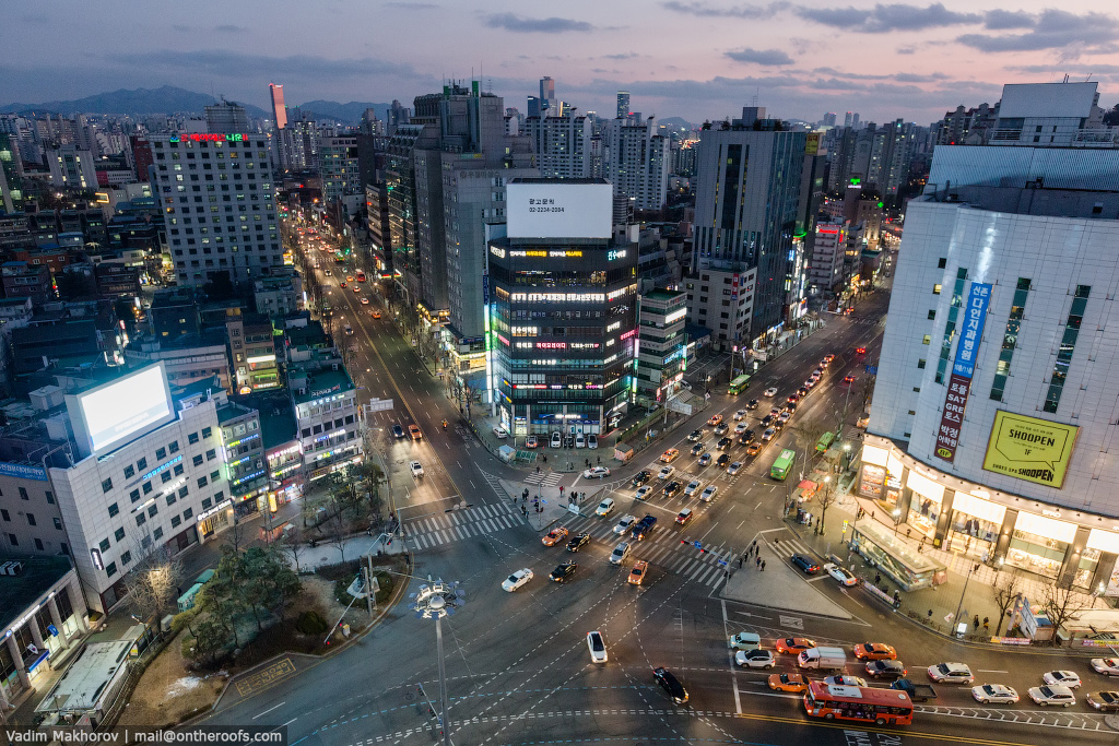 South Korea and the skyscraper, the Lotte World Premium Tower 10