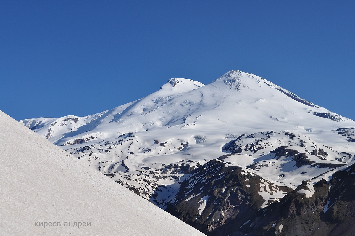 The Caucasus. Elbrus 18