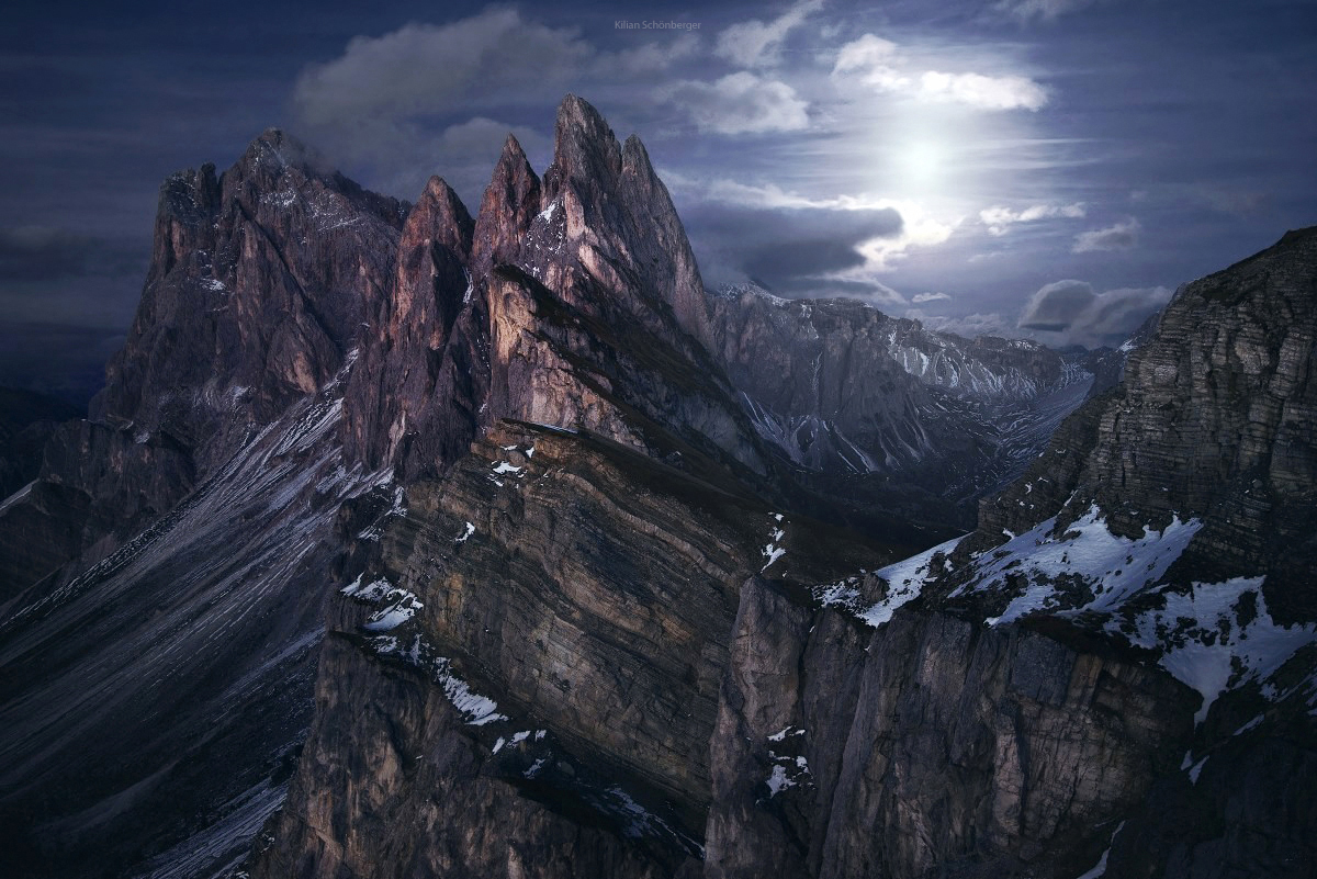 The Dolomites is the heart of the Alps 02
