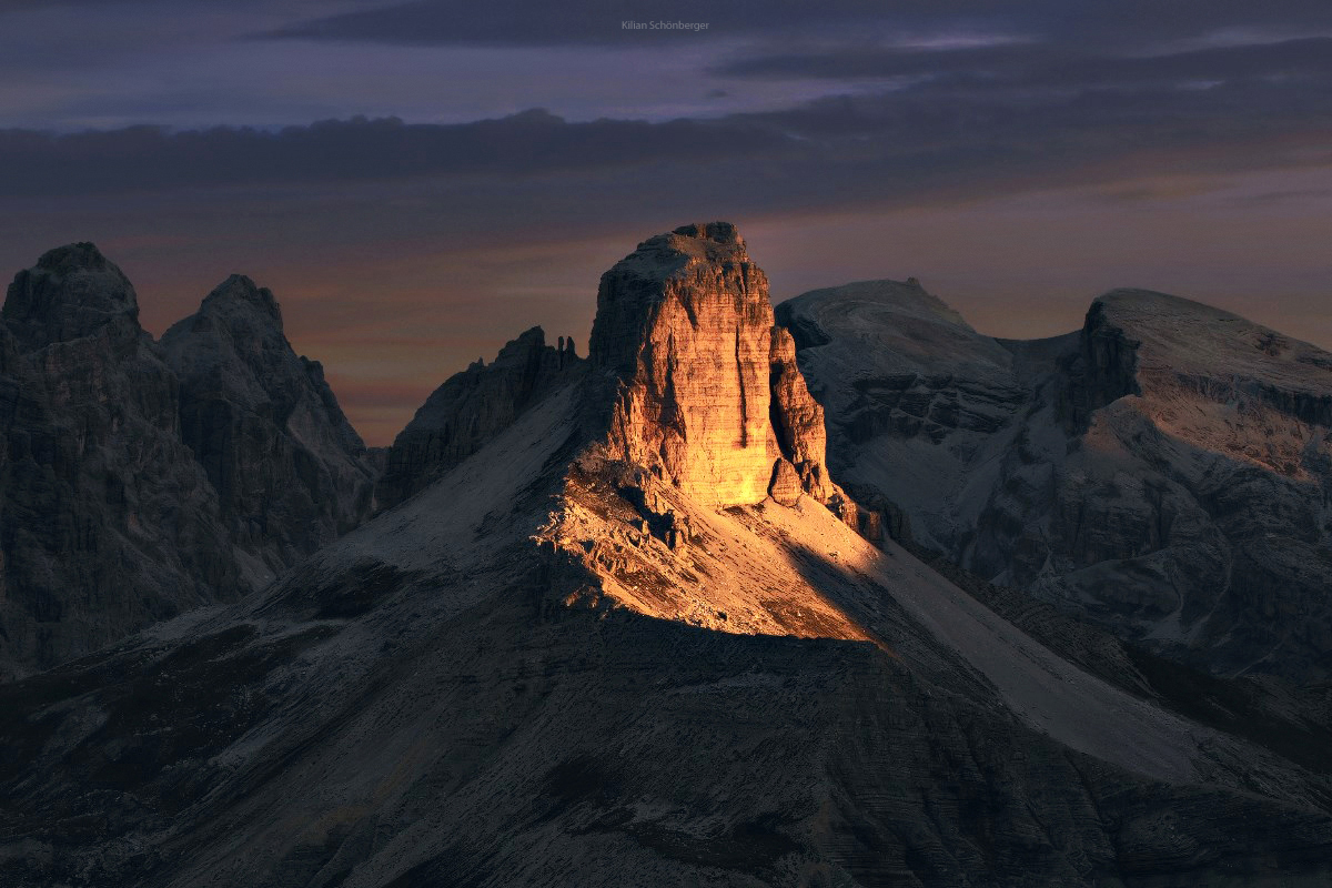 The Dolomites is the heart of the Alps 06