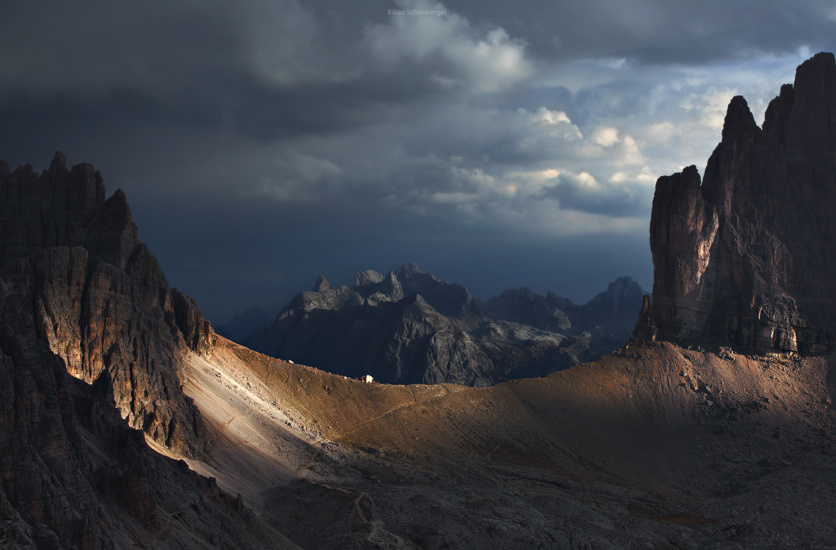 The Dolomites is the heart of the Alps 07