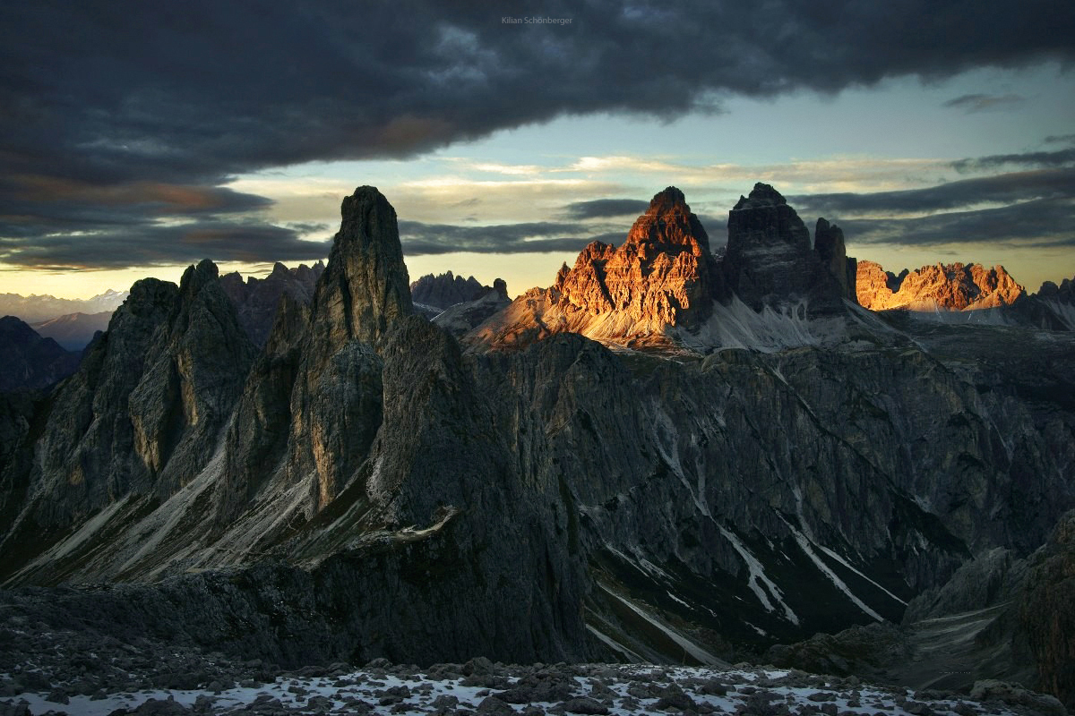 The Dolomites is the heart of the Alps 10