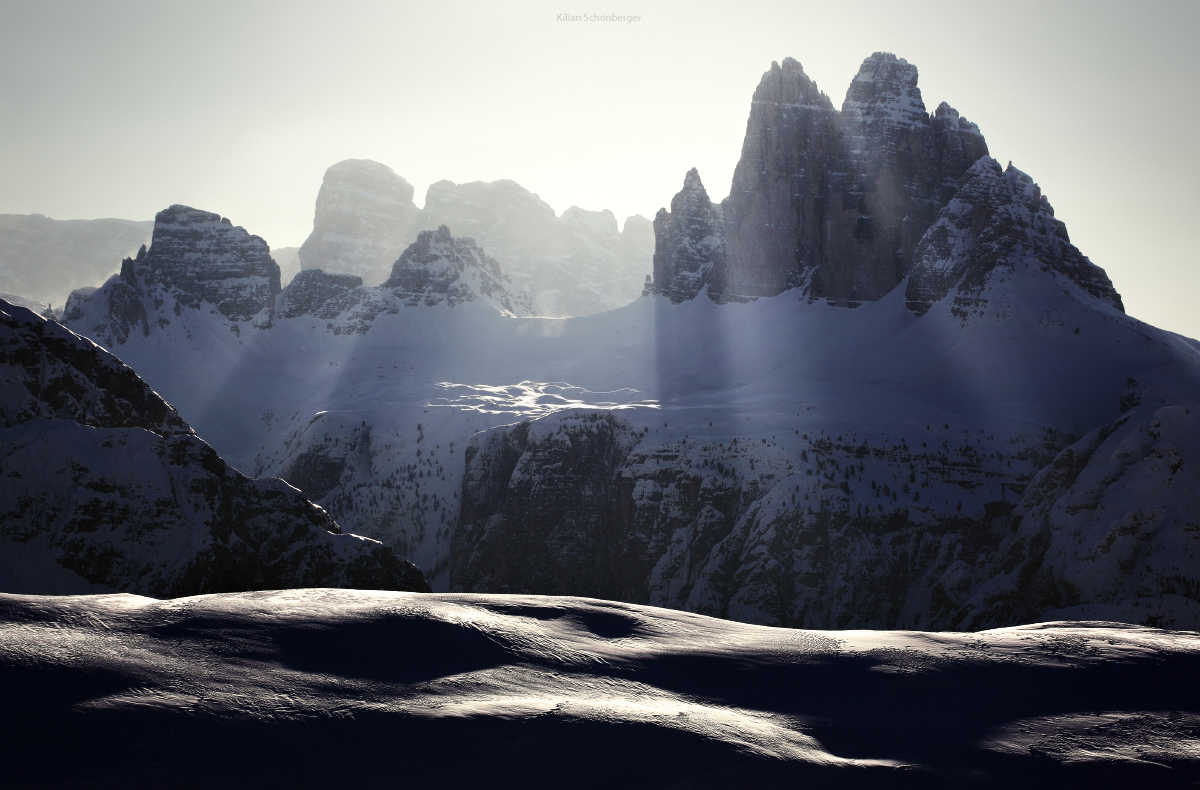 The Dolomites is the heart of the Alps 11