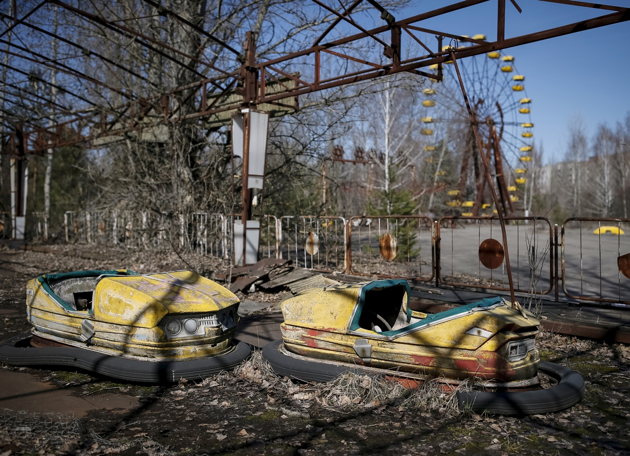 The Ghosts Of Chernobyl 06