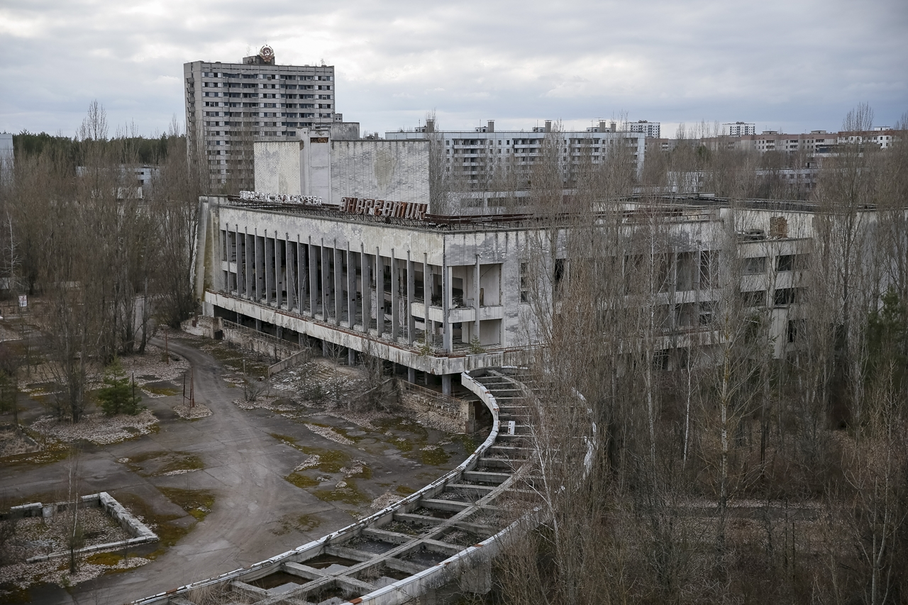 The Ghosts Of Chernobyl 08