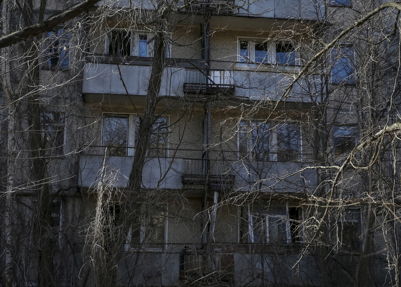 The Ghosts Of Chernobyl 14
