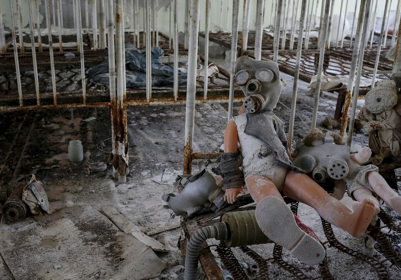 The Ghosts Of Chernobyl 19
