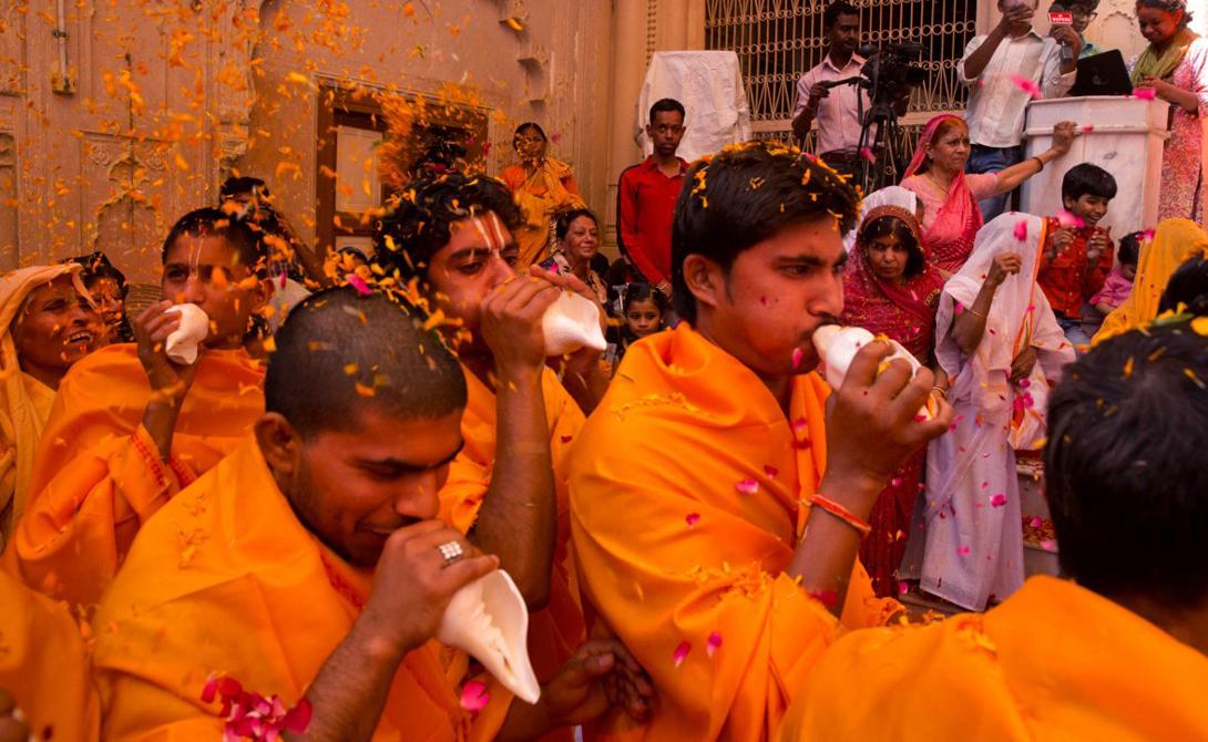 Фестиваль Холи: самый яркий праздник мира
