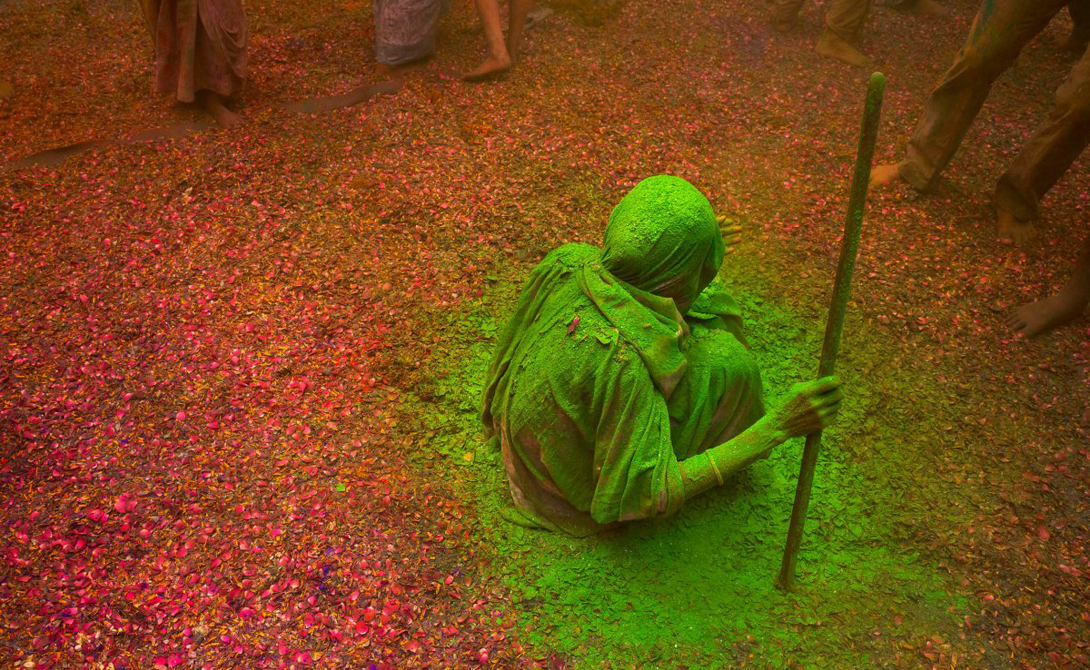 The festival of Holi the most colourful festival in the world 02