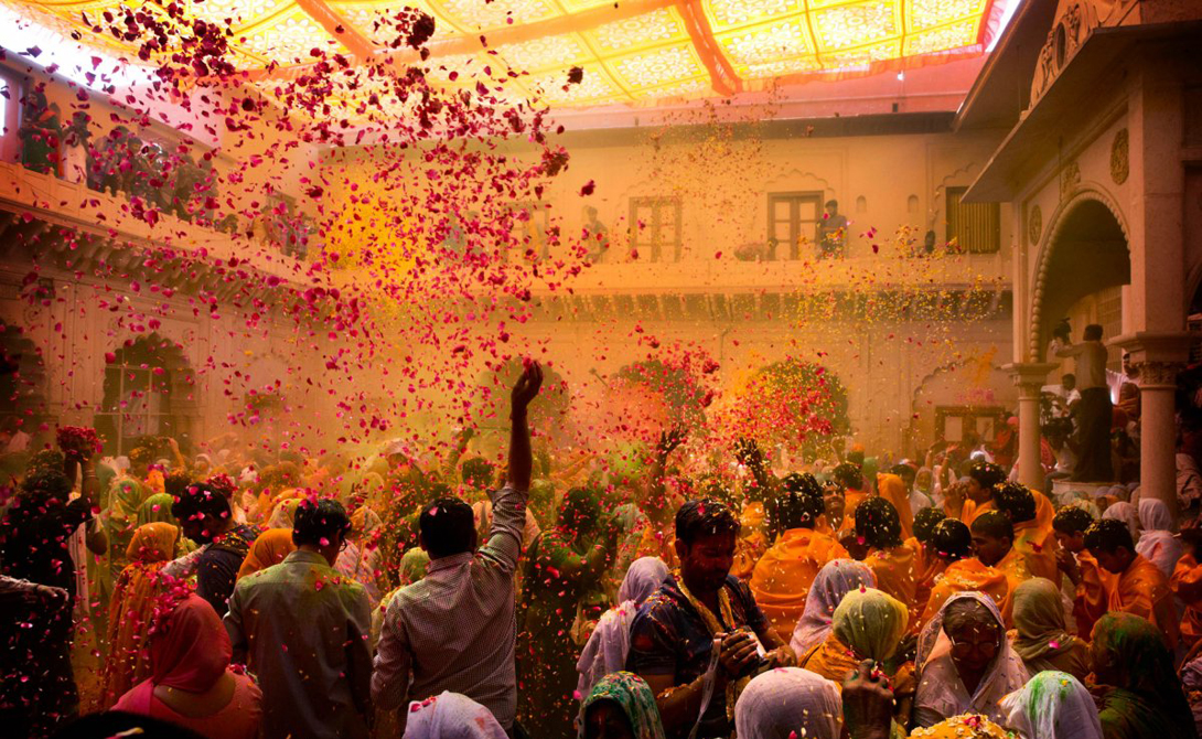 The festival of Holi the most colourful festival in the world 07