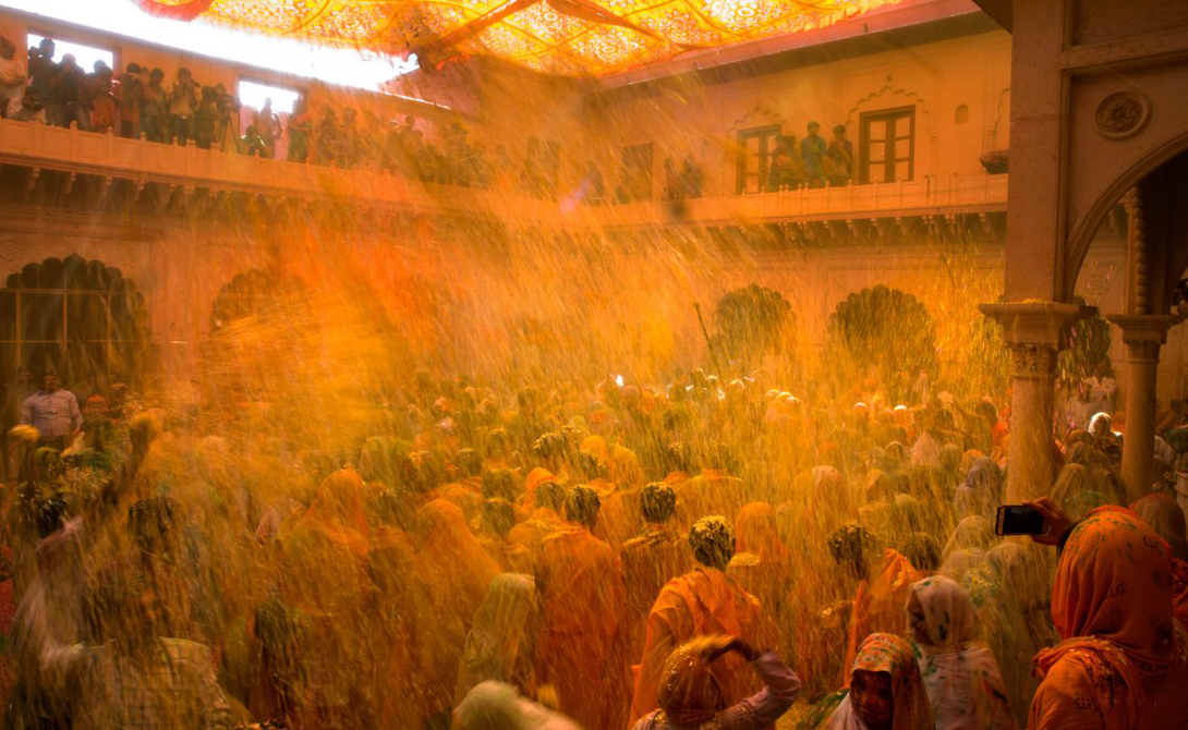 The festival of Holi the most colourful festival in the world 16