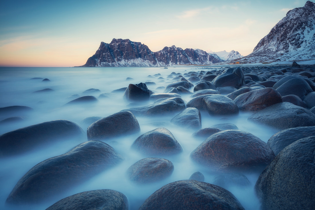 Winter in North Norway - Lofoten Islands 01