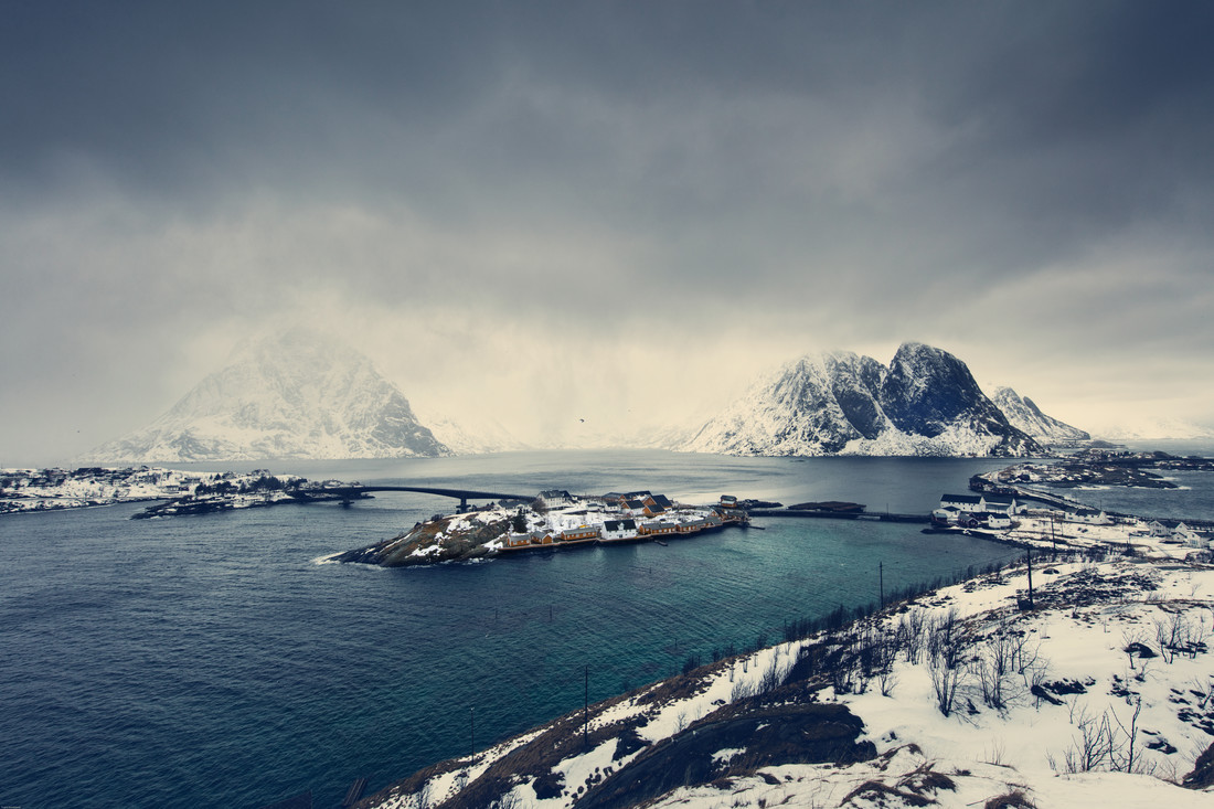 Winter in North Norway - Lofoten Islands 03