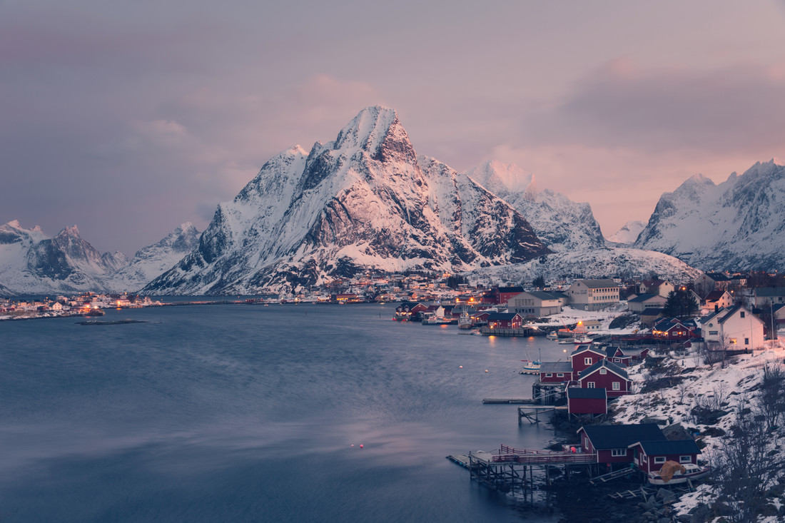 Winter in North Norway - Lofoten Islands 04