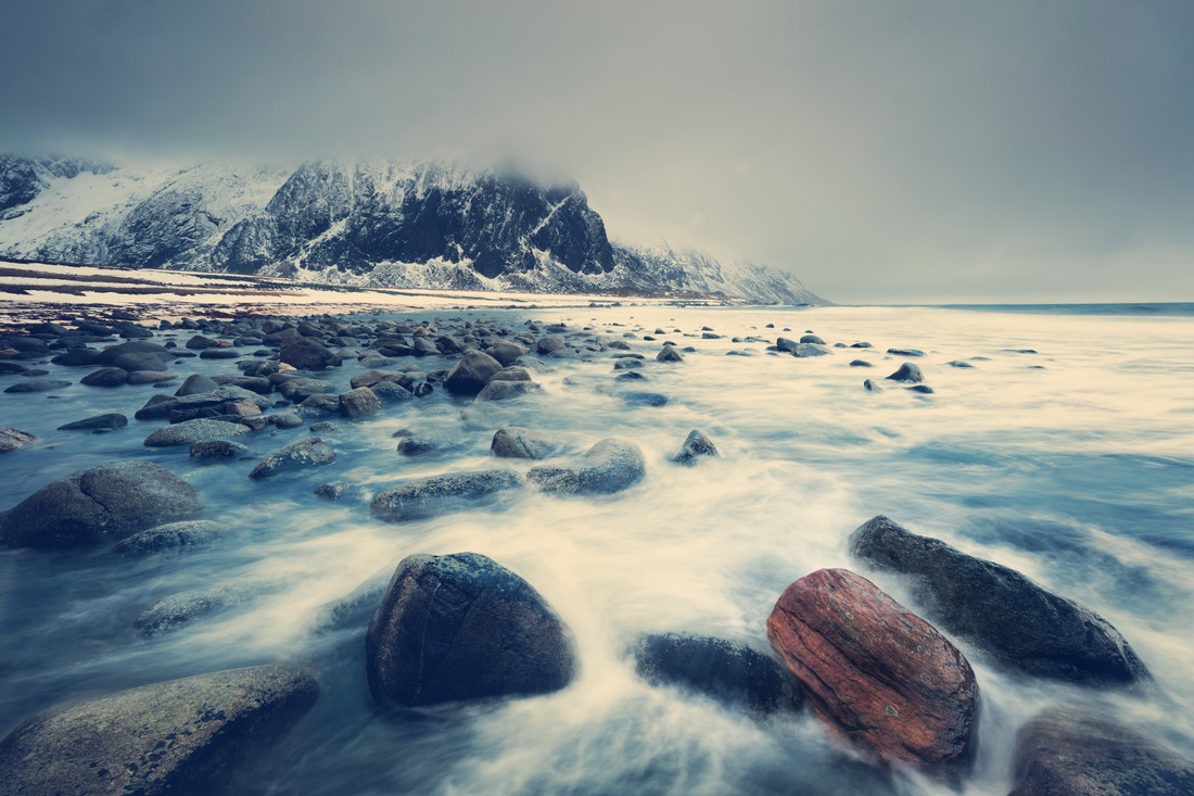Winter in North Norway - Lofoten Islands 07