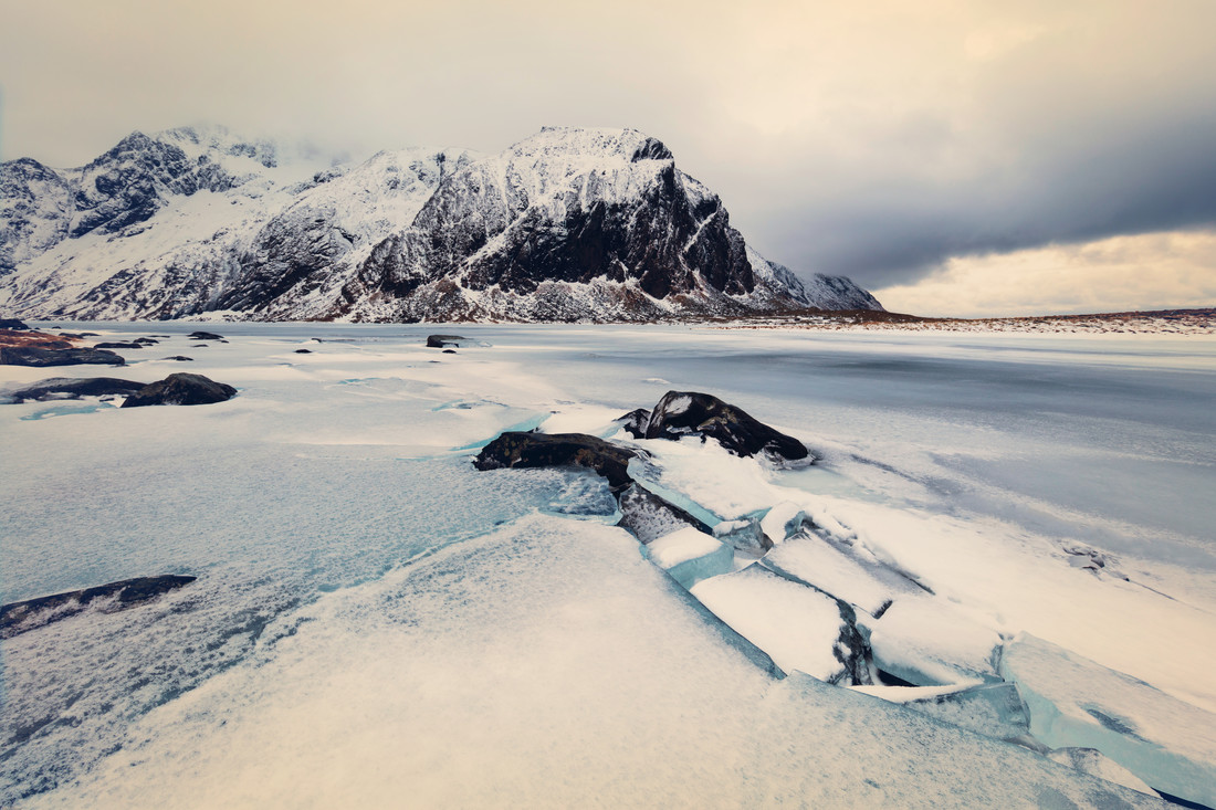 Winter in North Norway - Lofoten Islands 08