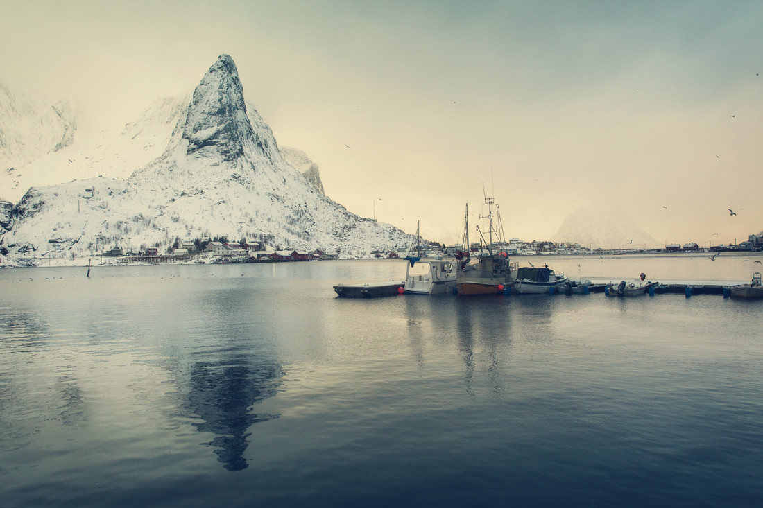 Winter in North Norway - Lofoten Islands 10
