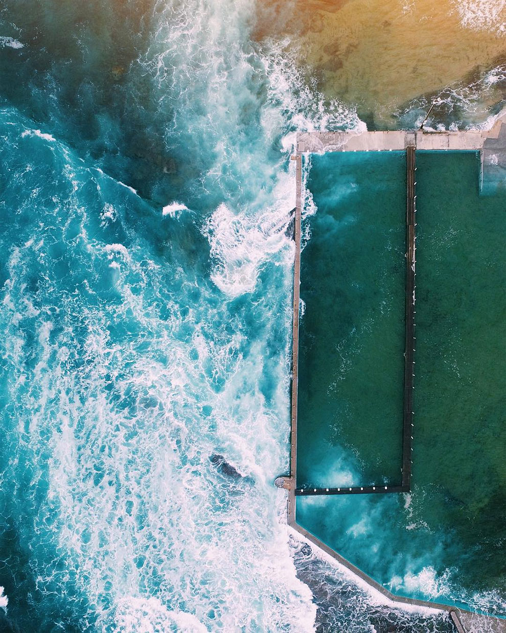 Aerial photos of Australia taken from the drone 16