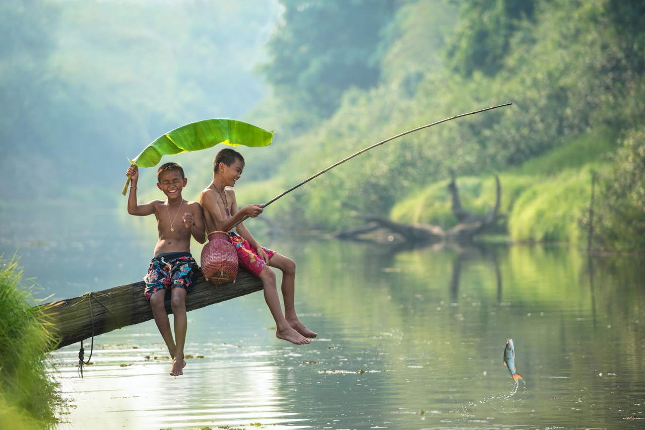 Красивые фотографии Азии от Sarawut Intarob