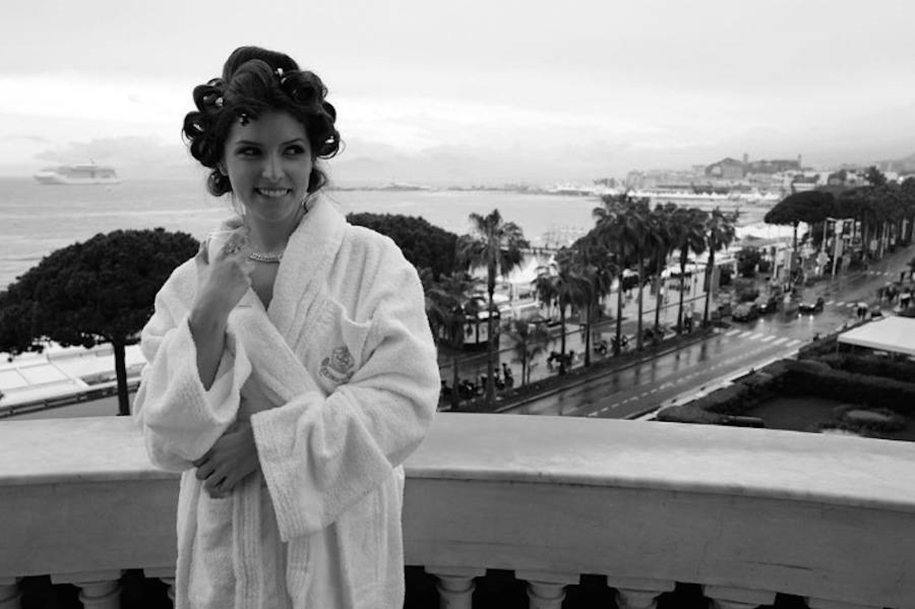 Behind the scenes at the Cannes film festival 2016 in photos Greg Williams 25